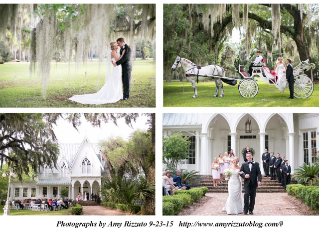 A Sweet Southern Soiree At The Rose Hill Mansion Complete With Spanish Moss And Thunder Storm That Led To Late Night Adventures In Rain