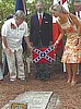 Unveiling of Southern Cross of Honor