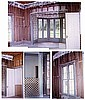 Parlor -  Bay window alcove - 1996